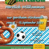 Stadionheft 21/22 Kirchweih-Sonderausgabe